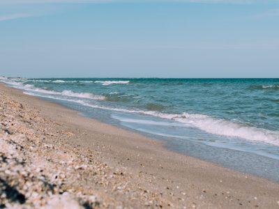 Азовское море. Rodion Kutsaev on Unsplash